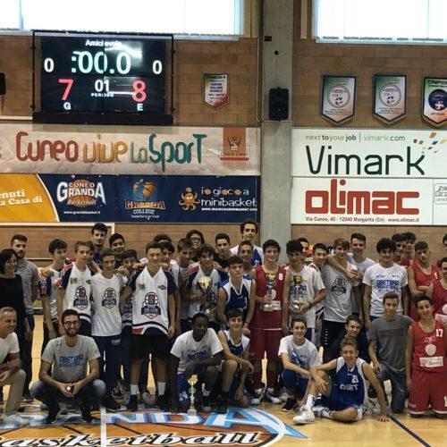 Under 16 Gold: Trofeo Bessone a Cuneo!
