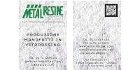 Metal Resine