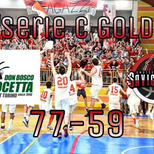 C Gold: terza sconfitta!