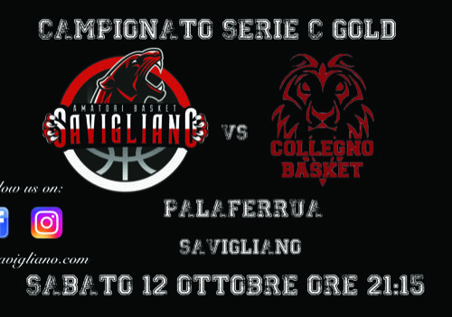 Match PreView: Eurotec Savigliano – Collegno