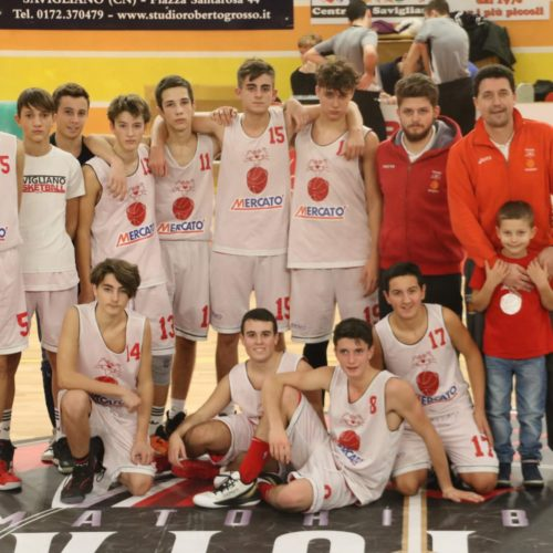 U16 Gold: Retto un tempo!