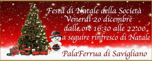 Festa di Natale!