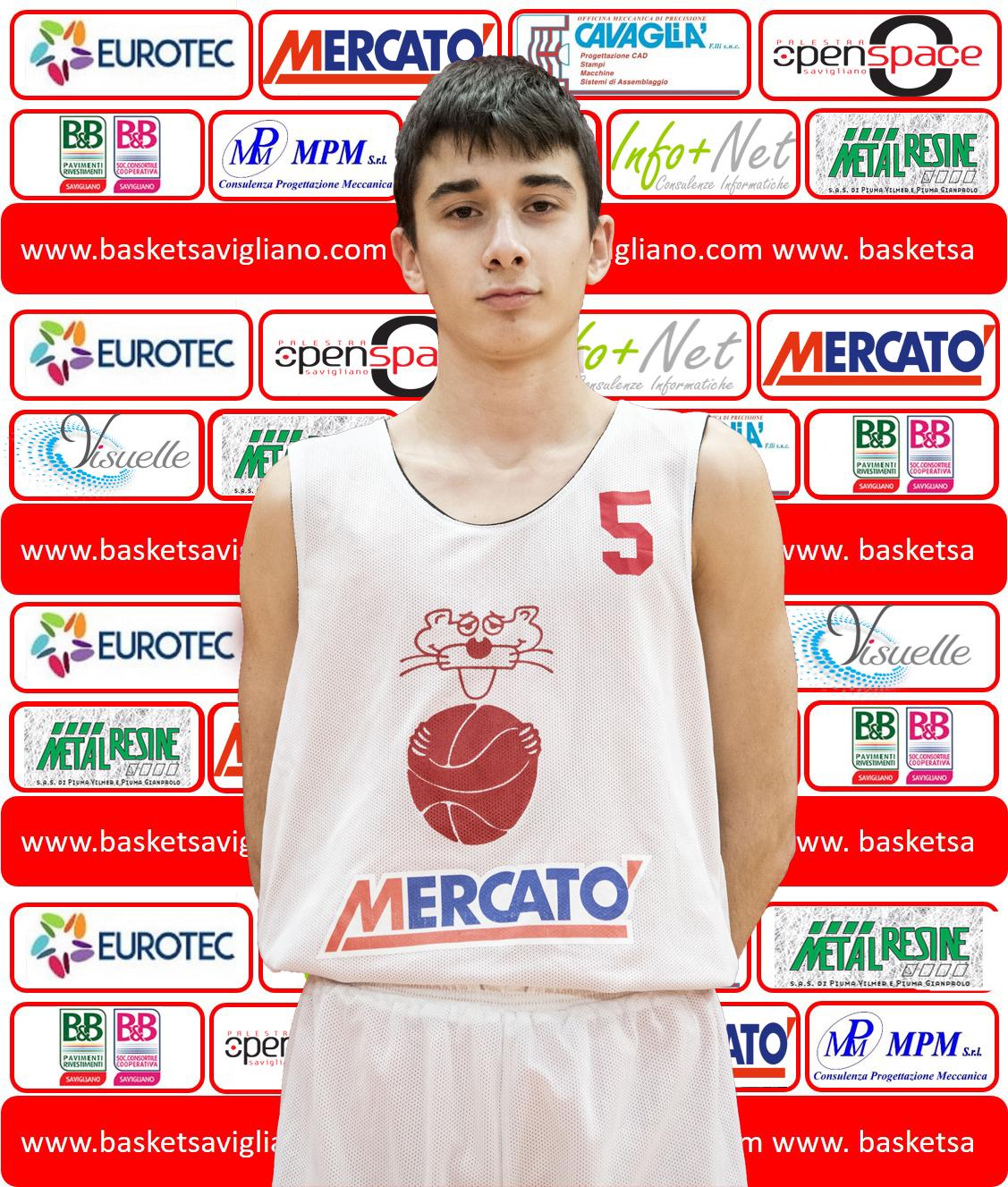 U16 Gold: Marchetti al CTF!