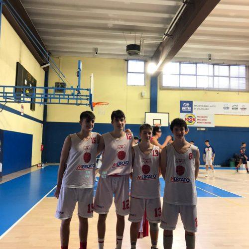 U16 Gold: 3×3 FIBA, 1° tappa