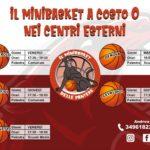 Minibasket Centri Esterni!
