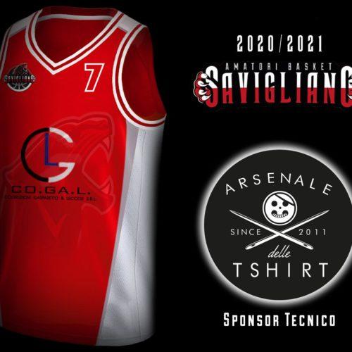Partnership con Arsenale delle T-Shirt