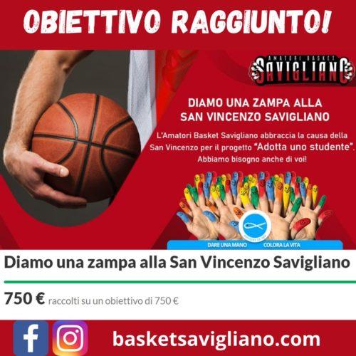 Quante zampe per la San Vincenzo!