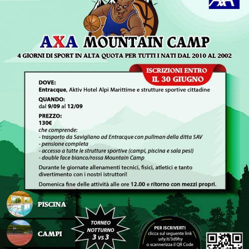 AXA Mountain Camp