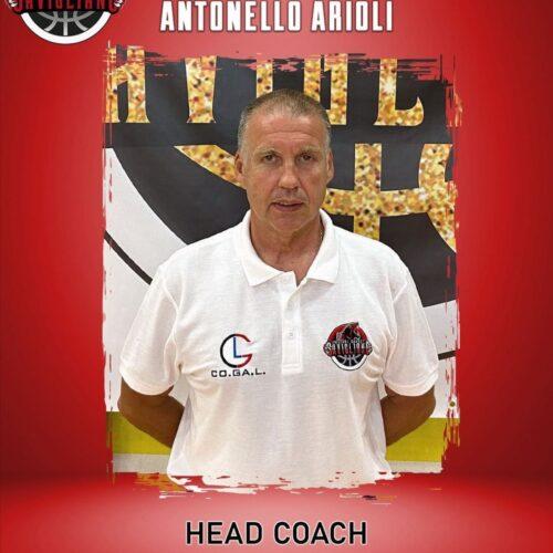 Welcome Back Arioli!